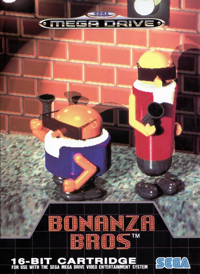 Bonanza Brothers (JUE) (REV 01)