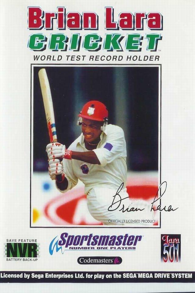 Brian Lara Cricket (Jun 1995) [c]