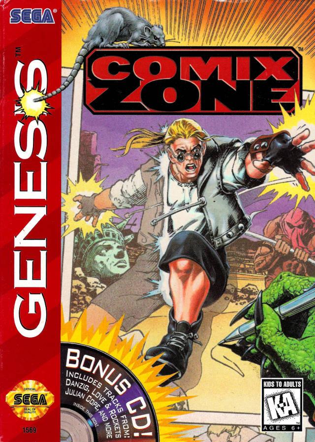 Comix Zone (4)
