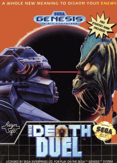 Death Duel (EU)