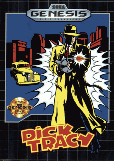 Dick Tracy (JUE) [b1]