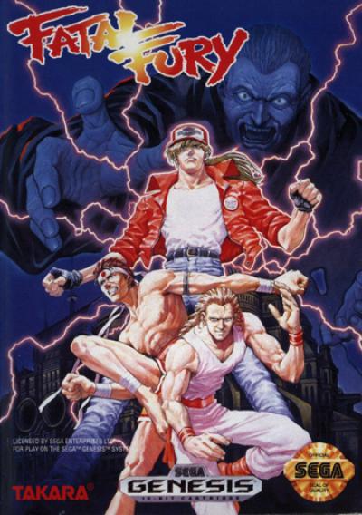 Fatal Fury Rom Sega Genesis Genesis Emulator Games
