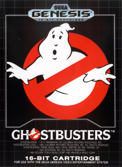 Ghostbusters (JUE) (REV 01)