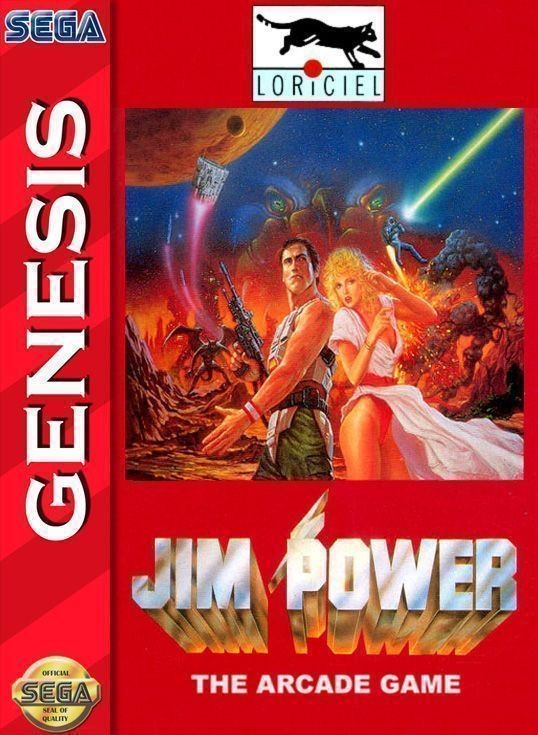 Jim Power - The Arcade Game (JU)