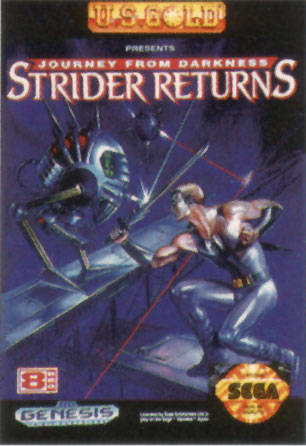 Journey From Darkness - Strider Returns (JUE) [c]
