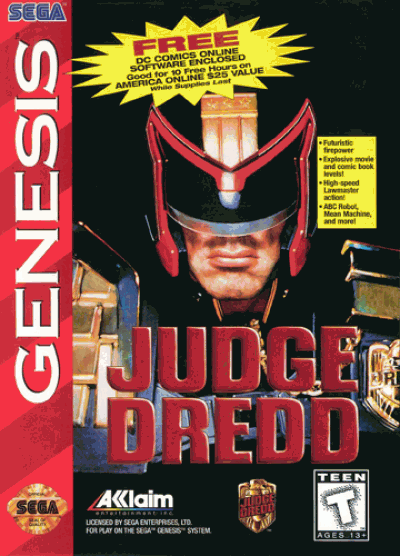 Judge Dredd The Movie