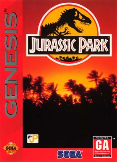 Jurassic Park - Rampage Edition (UJE)