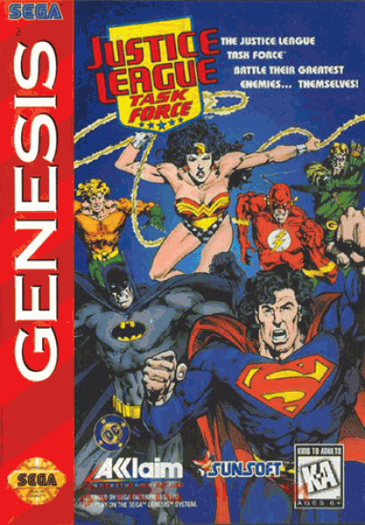 Justice League Task Force