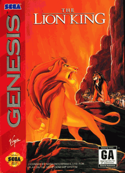 Lion King, The (UEJ)