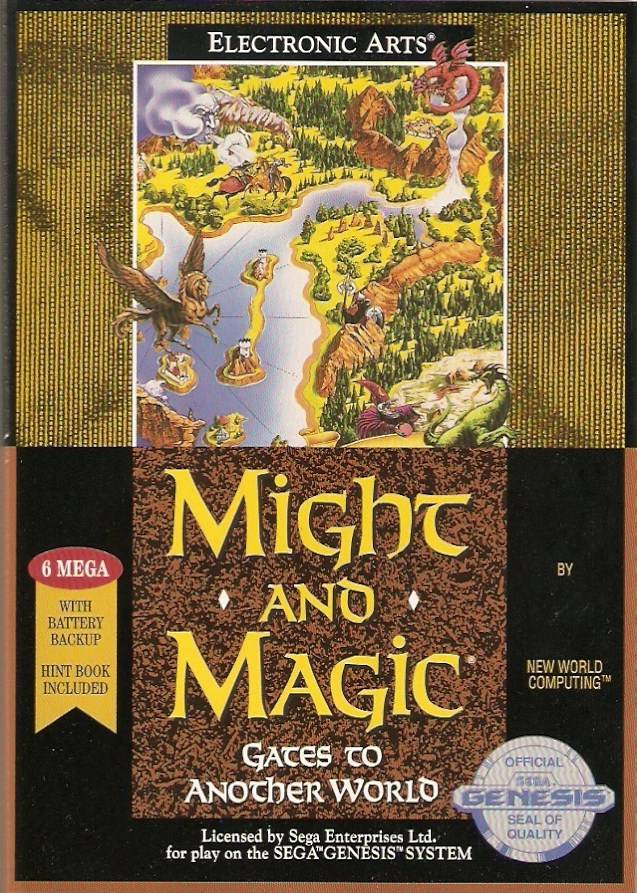 Might And Magic 3 - Isles Of Terror [b1]