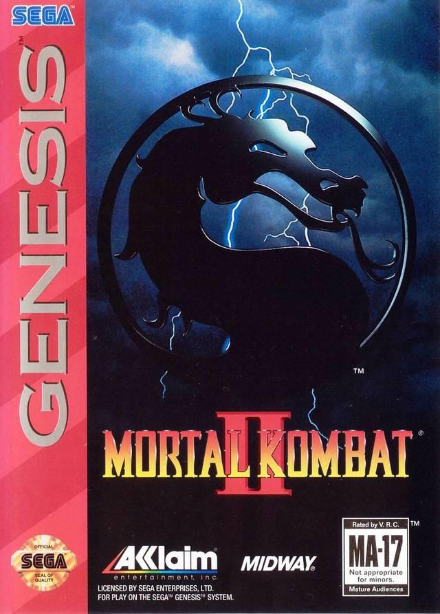 Mortal Kombat II (JUE)