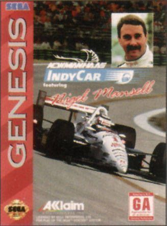 Newman-Haas Indy Car Racing (JUE)