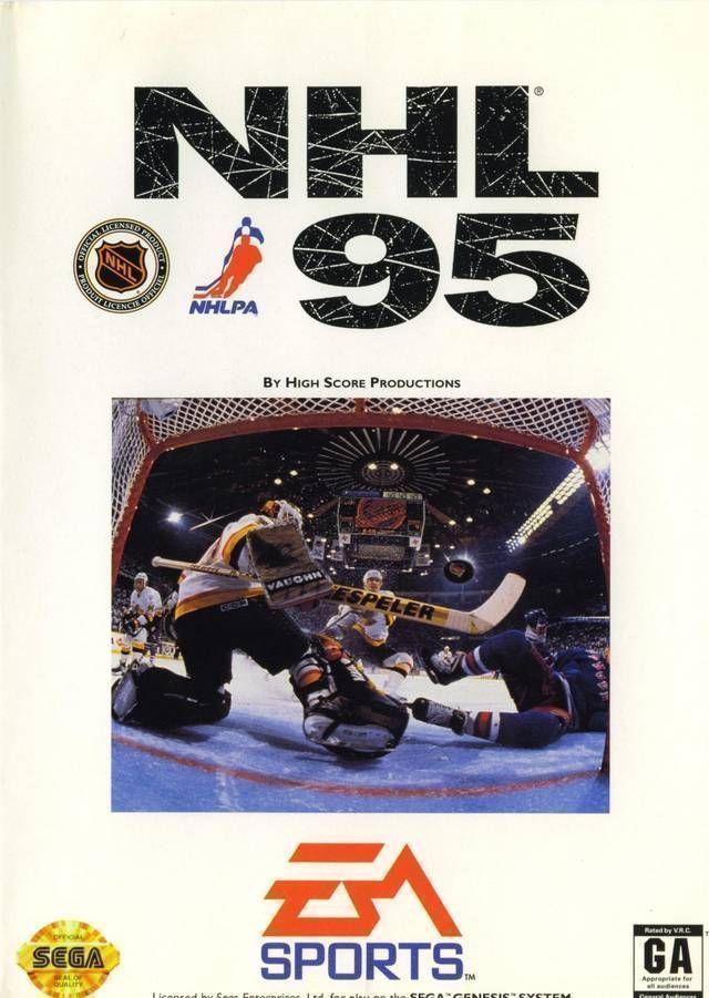 NHL 95 (EUJ)
