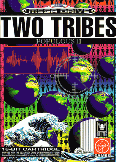 Populous 2 - Two Tribes