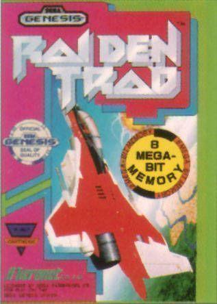 Raiden Trad (JU)