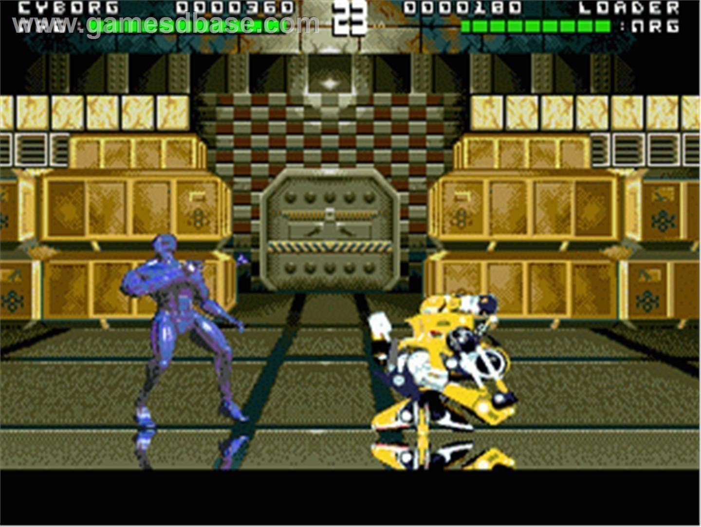 Robot fighting games for sega genesis victorian casino auction