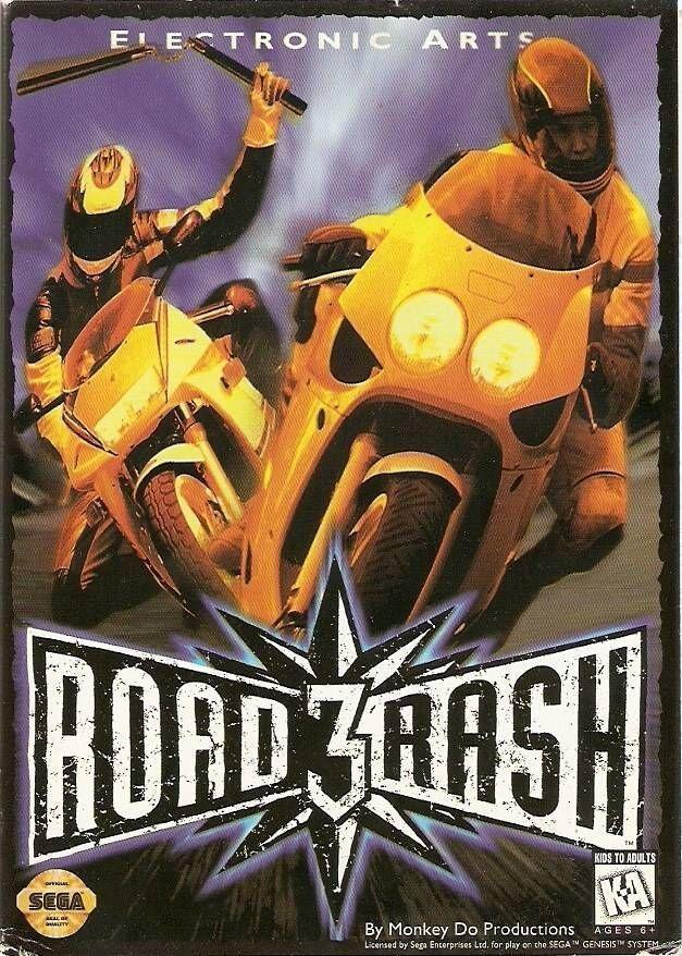 Road Rash 3 (UEJ)