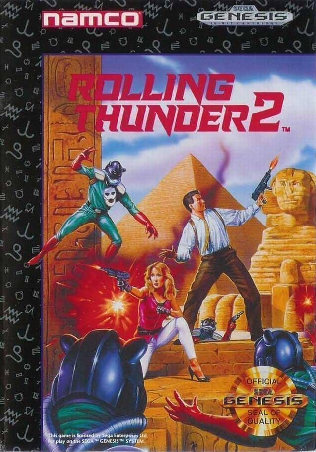 Rolling Thunder 2 [c]