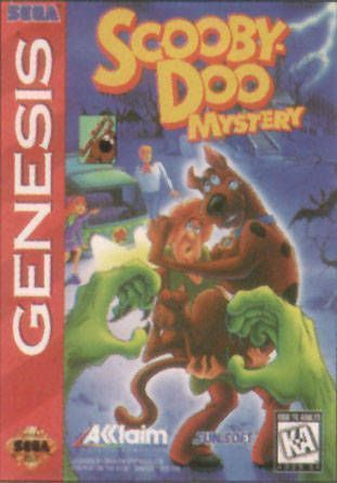 Scooby Doo Mystery (JUE)