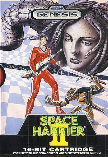 Space Harrier 2 (JU)