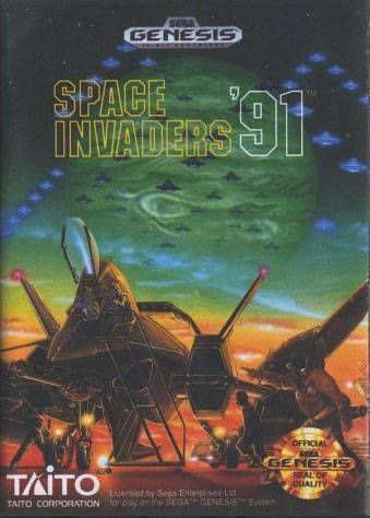 Space Invaders 91 [h1]