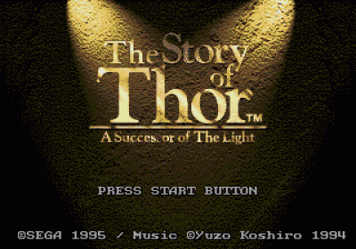 Story Of Thor, The - A Successor Of The Light (8) (Eng)