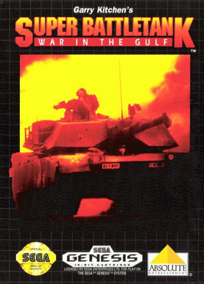 Super Battle Tank - War In The Gulf
