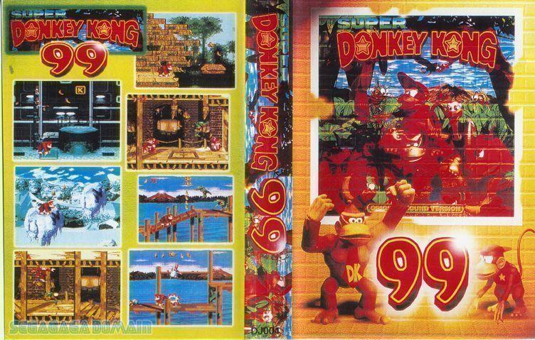 Super Donkey Kong 99 (Unl)