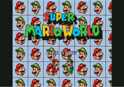 Super Mario World (Unl) [b1]