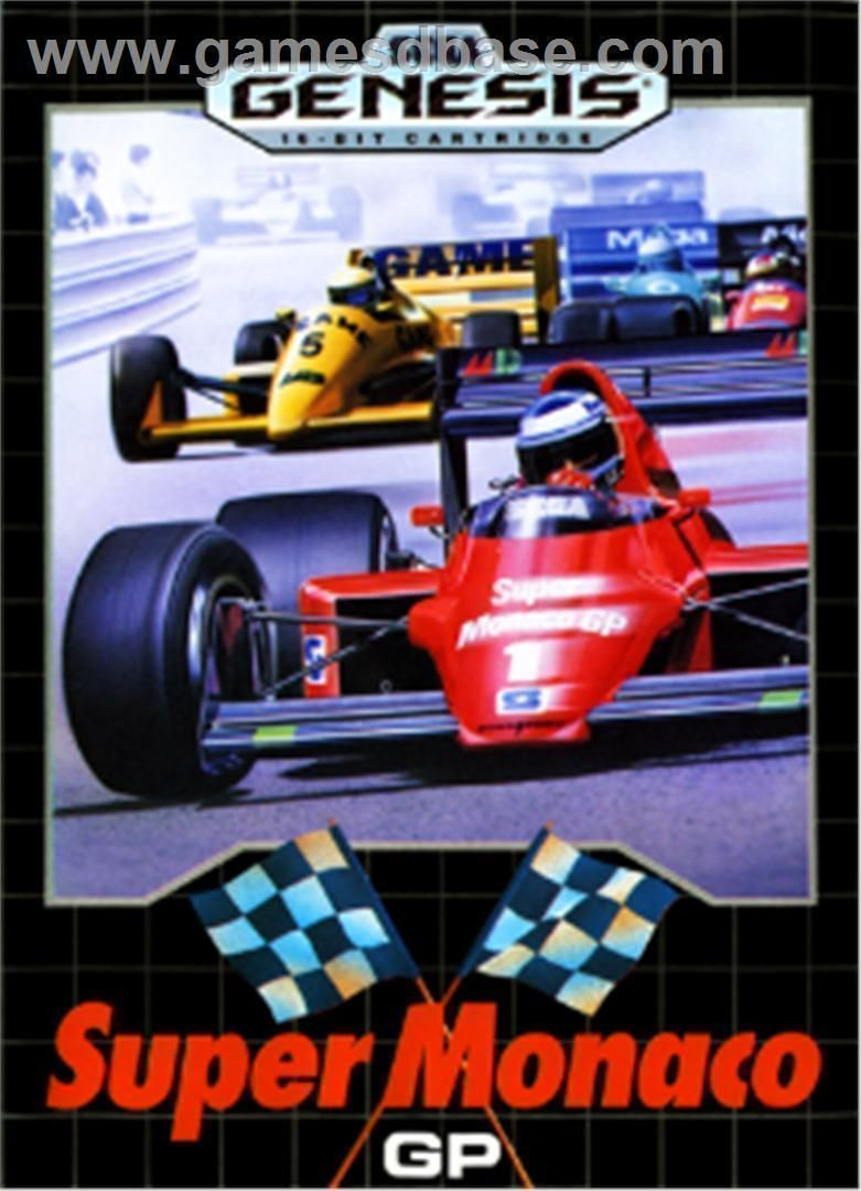 Super Monaco Grand Prix (REV 03)