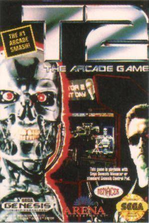 Terminator 2 - The Arcade Game (JUE)