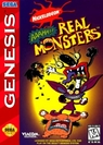 aaahh!!! real monsters (europe) rom