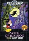castle of illusion - fushigi no oshiro daibouken rom