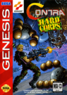 contra - the hard corps rom