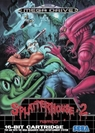 splatterhouse part 2 rom