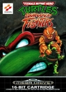 teenage mutant hero turtles - tournament fighters (europe) rom