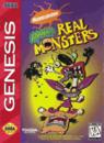 aaahh!!! real monsters (4) rom