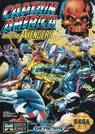 captain america and the avengers rom