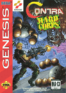 contra - hard corps rom