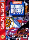 espn national league hockey night [h1] rom