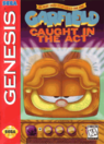 garfield - caught in the act (c) rom