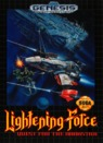 lightening force - quest for the darkstar rom