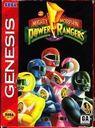 mighty morphin power rangers rom