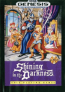 shining in the darkness rom