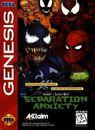 spider-man and venom - separation anxiety rom