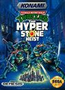 teenage mutant hero turtles - the hyperstone heist rom