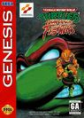 teenage mutant hero turtles - tournament fighters rom