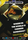 where in the world is carmen sandiego rom