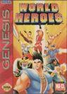 world heroes rom