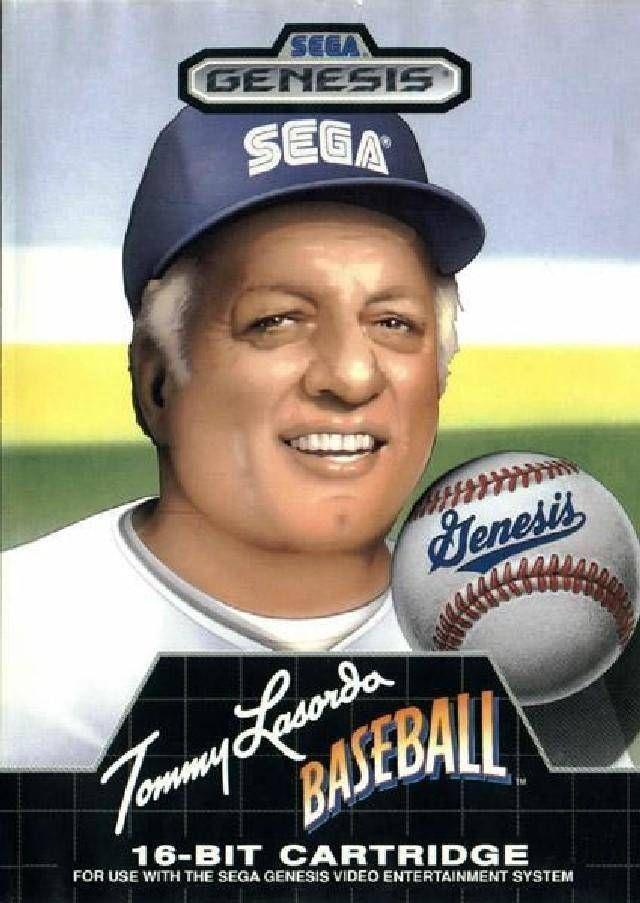 Tommy Lasorda Baseball (JU)